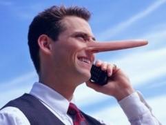 Personas mentirosas y categorías